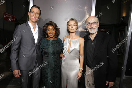 """Editorial photo of Los Angeles Special Screening of New Line Cinema's """"Annabelle"""", Hollywood, USA"""