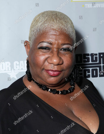 Luenell Campbell arrives at the Mac and Devin Go to High School DVD Preview featuring Snoop Dogg and Wiz Khalifa on in Los Angels
