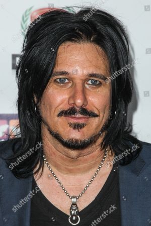 "Gilby Clarke attends the ""Music On A Mission"" benefit concert held at Lucky Strike Live - Hollywood on in Los Angeles"