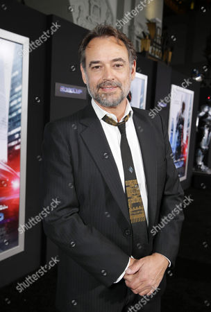 Jon Lindstrom seen at Metro-Goldwyn-Mayer and Columbia Pictures Los Angeles premiere of 'Robocop', on Monday, Feb, 10, 2014 in Los Angeles