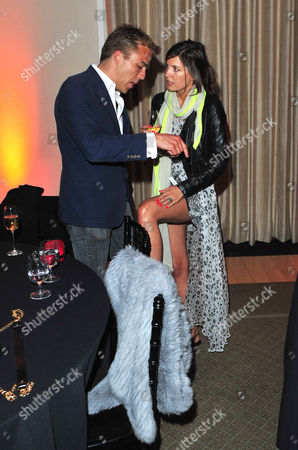 Will Wells, Amanda Ferry attend the Veuve Clicquot at Hurlingham Party To Launch Summer Season at Hurlingham Club on