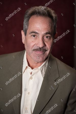 "Stock Photo of Larry Thomas attends Reggie Benjamin's ""Mission Save Her"" recording session, in Los Angeles"
