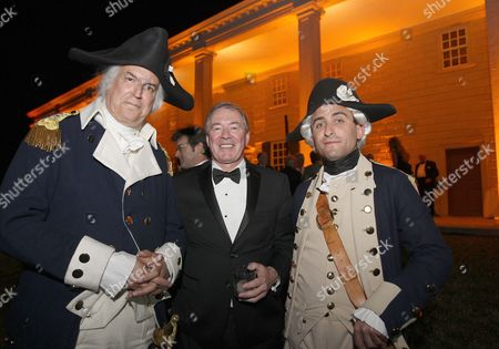 Editorial picture of Moet Hennessy Celebration of the Hermione Voyage 2015, Mount Vernon, USA