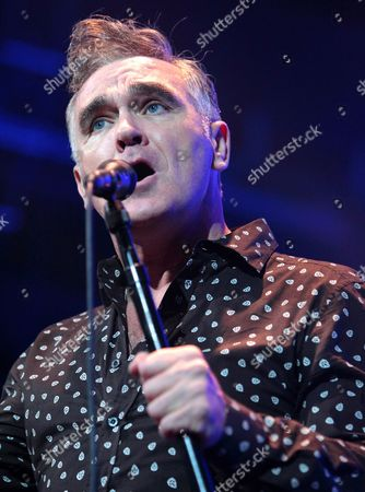 Steven Patrick Morrissey Morrissey, former singer for the 80 alternative rock-band The Smiths, performs onstage at the House of Blues, in Atlantic City, N.J