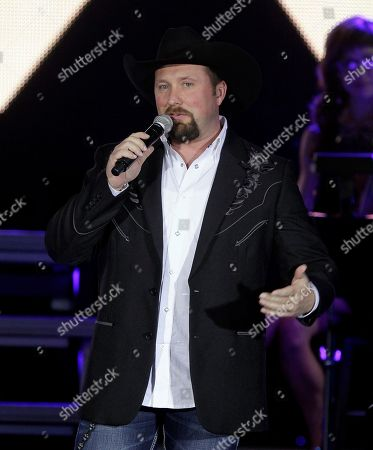 Stock Photo of Tate Stevens performs at Muhammad Ali's Celebrity Fight Night XIX at the JW Marriott Desert Ridge Resort and Spa on in Phoenix, Ariz