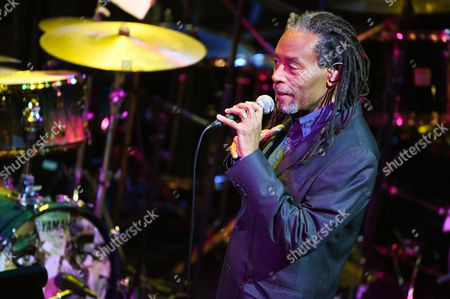 Stock Image of Bobby McFerrin performs at the Nearness of You Concert at Jazz at Lincoln Center, in New York