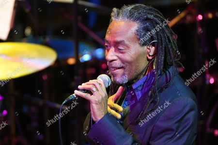 Bobby McFerrin performs at the Nearness of You Concert at Jazz at Lincoln Center, in New York