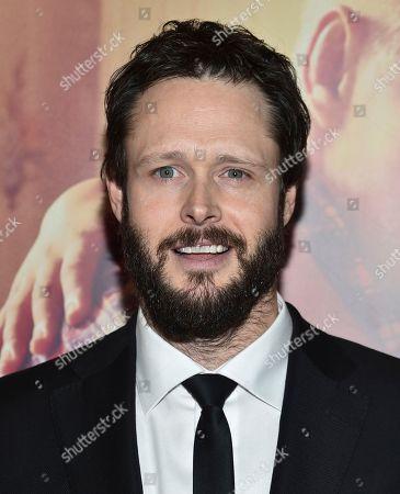 """Michael Abbott Jr. attends the premiere of """"Loving"""" at the Landmark Sunshine Cinema, in New York"""