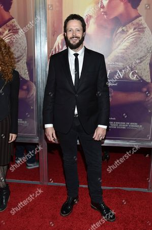 """Editorial image of NY Premiere of """"Loving"""", New York, USA"""