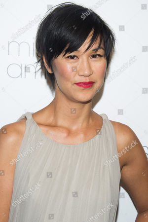 """Cindy Cheung attends the premiere of """"Mistress America"""" at the Landmark Sunshine Cinema, in New York"""