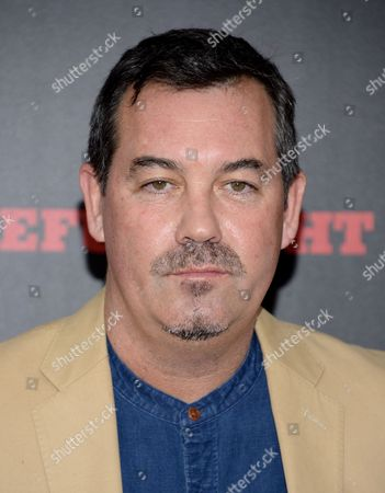 """Duncan Sheik attends the premiere of """"The Hateful Eight"""" at the Ziegfeld Theatre, in New York"""