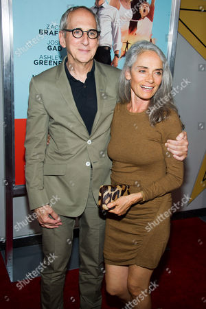 """Stock Picture of Michael Shamberg and Carla Santos Shamberg attend the premiere of """"Wish I Was Here"""" on in New York"""