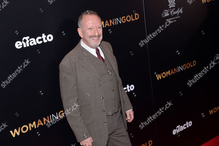 """Editorial image of NY Premiere Of """"Woman In Gold"""", New York, USA"""