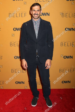 """Editorial picture of NY Premiere of OWN's Documentary Series """"Belief"""", New York, USA"""