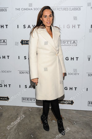 """Editorial image of NY Special Screening of """"I Saw The Light"""", New York, USA"""