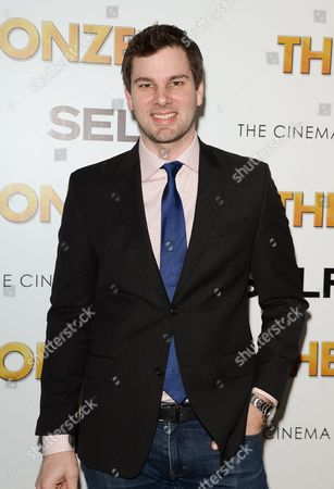 """Tim Morehouse attends a special screening of """"The Bronze"""" at Metrograph, in New York"""