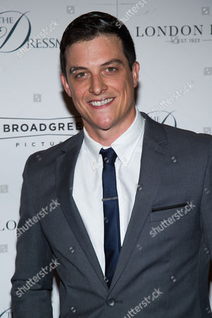 """James Mackay attends a screening of """"The Dressmaker"""" at Florence Gould Hall Theater, in New York"""