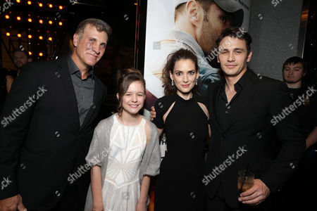 Editorial image of Open Road 'Homefront' Premiere, Las Vegas, USA