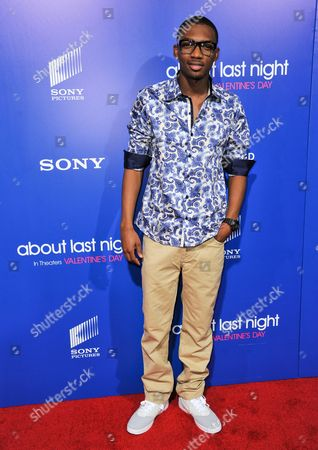 """Editorial picture of Pan African Film and Arts Festival Premiere of """"About Last Night"""", Los Angeles, USA"""