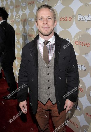 Stock Photo of John Gammon arrives at PEOPLE's 'Ones to Watch' event at Hinoki & The Bird, in Los Angeles