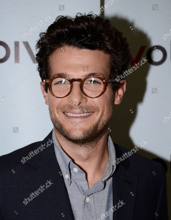 TakePart Live host Jacob Soboroff at Pivot's debut panel during the summer TCA at the Beverly Hilton Hotel on in Beverly Hills, Calif. Pivot presents it's network and series launch starting August 1, 2013