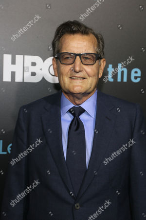 """Gene Kelly arrive for the season two premiere of """"The Leftovers"""" at the Paramount Theatre, in Austin, Texas"""