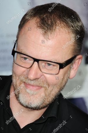 """Stefan Ruzowitzky attends the LA premiere of """"Deadfall"""" at Arclight Cinema, in Los Angeles"""