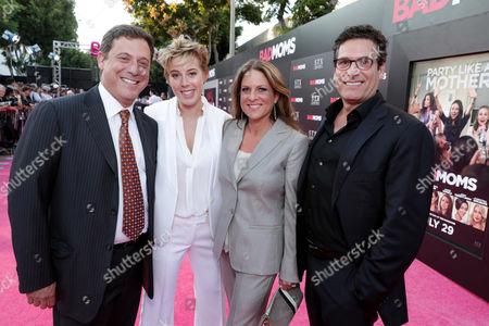 "Editorial picture of Premiere of STX Entertainment ""Bad Moms"", Los Angeles, USA"