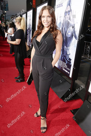 Stock Photo of Agnes Bruckner seen at Los Angeles Premiere of Warner Bros. 'Our Brand is Crisis' at TCL Chinese Theatre, in Los Angeles, CA
