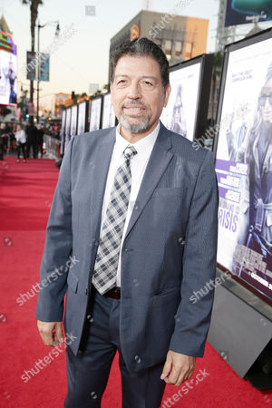 Louis Arcella seen at Los Angeles Premiere of Warner Bros. 'Our Brand is Crisis' at TCL Chinese Theatre, in Los Angeles, CA