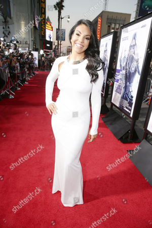 Matilda Del Toro seen at Los Angeles Premiere of Warner Bros. 'Our Brand is Crisis' at TCL Chinese Theatre, in Los Angeles, CA