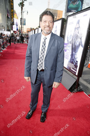 Stock Photo of Louis Arcella seen at Los Angeles Premiere of Warner Bros. 'Our Brand is Crisis' at TCL Chinese Theatre, in Los Angeles, CA