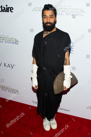Editorial picture of Project Runway: All Stars Third Season Launch, New York, USA