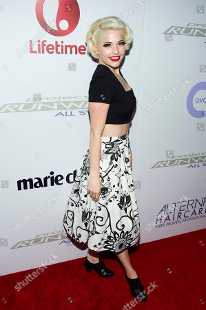 Editorial image of Project Runway: All Stars Third Season Launch, New York, USA