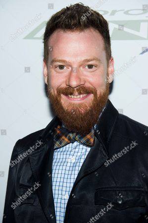 "Stock Picture of Bradon McDonald attends the ""Project Runway: All Stars"" third season launch on in New York"