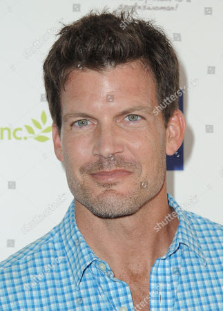 Mark Deklin attends the 2nd Annual Red CARpet event at the SLS Hotel on in Beverly Hills, Calif