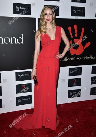 Astrid Swan attends the 2nd Annual Diamond Ball at The Barker Hangar on in Santa Monica, Calif