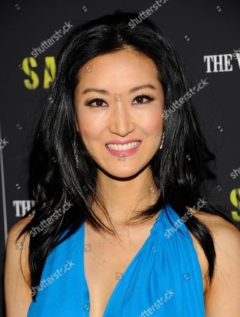 "Kelly Choi attends a special screening of ""Savages"" at the SVA Theater on in New York"