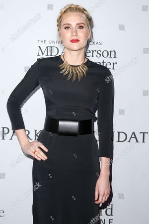 Stock Image of Laura Kirkpatrick arrives at Sean Parker and the Parker Foundation's Gala Celebrating a Milestone in Medical Research, in Los Angeles