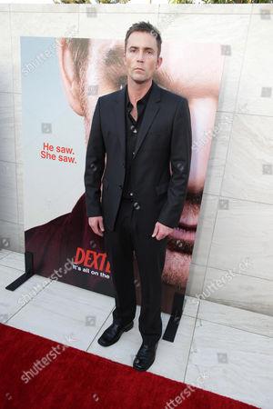 Desmond Harrington at Showtime's Dexter Premiere, on Saturday, June, 15, 2013 in Los Angeles
