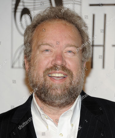 Inductee Don Schlitz arrives at the 2012 Songwriters Hall of Fame induction and awards gala at the Marriott Marquis Hotel, in New York
