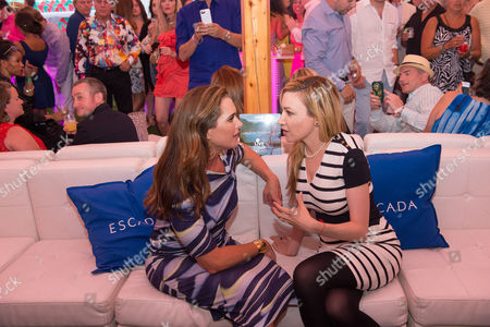 Brooke Shields and Devorah Rose attend the 3rd Annual St. Barth Hamptons Gala presented by Social Life Magazine and St. Barth Tourism in Bridgehampton on in New York