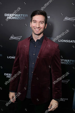 """Editorial photo of Summit Entertainment Premiere of """"Deepwater Horizon"""", New Orleans, USA"""