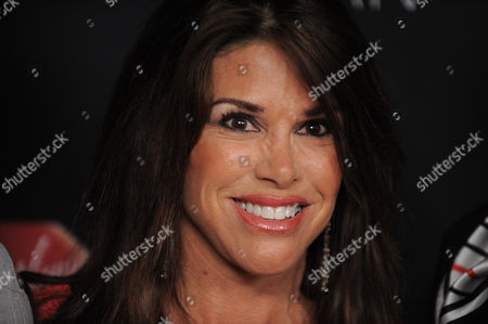 Stock Photo of Lynne Curtin attends the Sunset Strip Music Festival VIP party at SkyBar, in West Hollywood, Calif