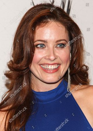 Actress Melissa Archer arrives at the Superstars of Hope honors Make A Wish Foundation event at The Beverly Hills Hotel on in Beverly Hills, Calif