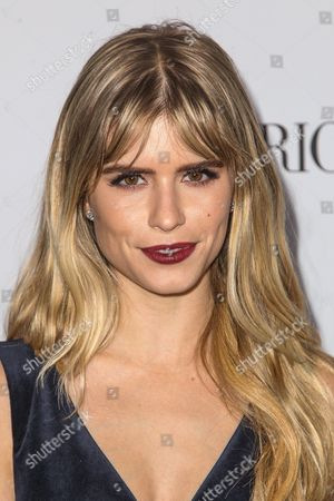 Carlson Young attends the Teen Vogue's 13th Annual Young Hollywood Issue Launch Party on in Los Angeles