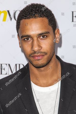 Elliot Knight attends the Teen Vogue's 13th Annual Young Hollywood Issue Launch Party on in Los Angeles
