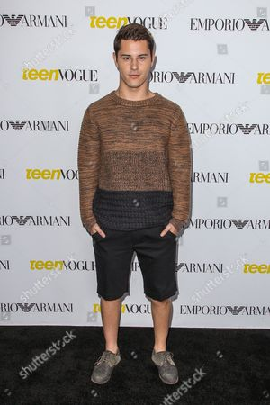 Michael J. Willett attends the Teen Vogue's 13th Annual Young Hollywood Issue Launch Party on in Los Angeles