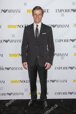 Editorial image of Teen Vogue's 13th Annual Young Hollywood Issue Launch Party, Los Angeles, USA