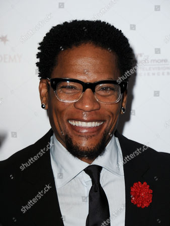 "DL Hughley arrives at the Academy of Television Arts & Sciences Presents ""The 6th Annual Television Honors"" at the Beverly Hills Hotel on in Beverly Hills, Calif"